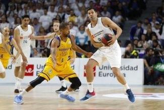 Felipe Reyes, hombre récord del baloncesto español