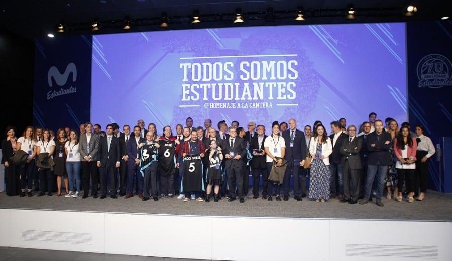 'Campeones', protagonista de la 4ª gala Todos Somos Estudiantes