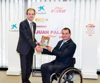 CaixaBank, nombrado Mejor Patrocinador por la FEDDF