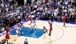 20º aniversario de 'The Shot', el último partido de Jordan con los Bulls