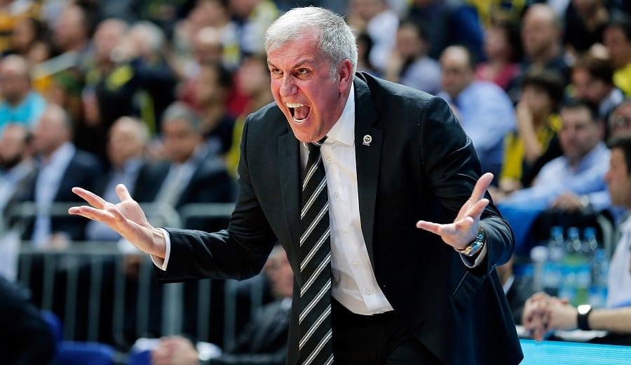 Obradovic vuelve a echar la bronca a la afición del Fenerbahçe por no animar
