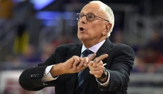 Todo un campeón de la NBA como Larry Brown entrenará a la Serie A italiana