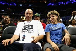 LaMelo Ball anota 40 puntos en su debut en la JBA League