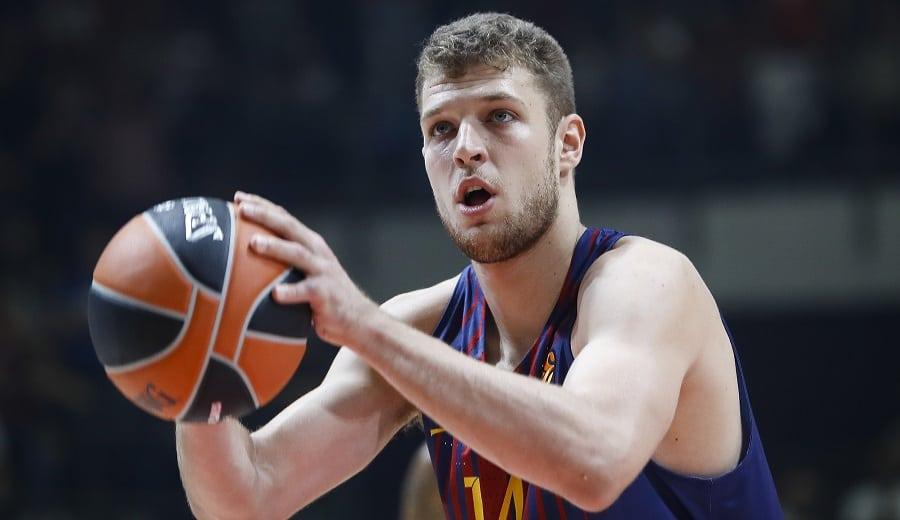El Barcelona se deshace a la vez de Koponen, Vezenkov y Diagne