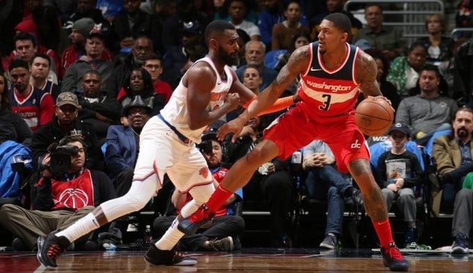La NBA volverá a Londres con un partido entre Knicks y Wizards