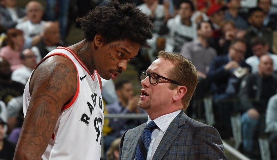 Nick Nurse se pone al frente de Toronto Raptors como nuevo entrenador