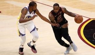 El 'zasca' de LeBron James a los Blazers a cuenta de Kevin Durant