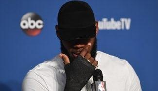 La confesión de LeBron que hace sus Finales 2018 todavía más heroicas