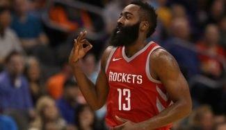 Nuevo récord de triples en un partido de los Houston Rockets