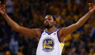 Kevin Durant quiere seguir en los Warriors… Y barrer a los Cavs