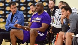 "'Magic' Johnson explota contra los Lakers: habla de ""traición"" y explica su salida"