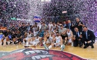 Rudy Fernández lidera al Real Madrid hacia su 34º título de Liga Endesa