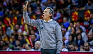 Scariolo señala a Willy Hernangómez como relevo de los Gasol en la Selección