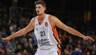 Tibor Pleiss abandona el Valencia Basket después de una temporada