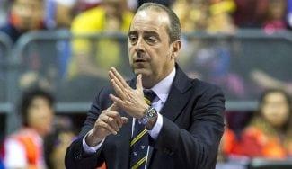 Txus Vidorreta sustituye a Fotis Katsikaris en el Iberostar Tenerife