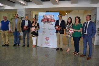 San Fernando acogerá la fase final de la iniciativa deportiva y educativa Copa COVAP el 16 y 17 de junio