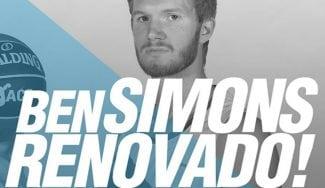 Ben Simons renueva con el Monbus Obradoiro