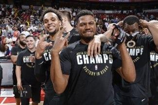 Los Portland Trail Blazers, campeones de la Liga de Verano de Las Vegas