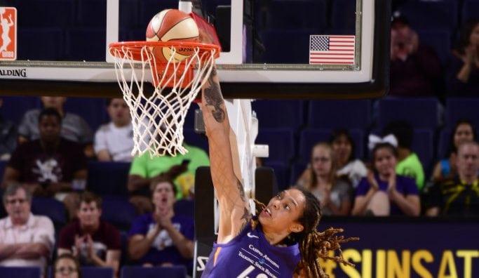 Todos los mates de la historia de la WNBA: de Lisa Leslie a Brittney Griner