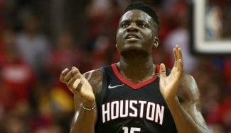 Más problemas para los Rockets: Capela, de cuatro a seis semanas de baja