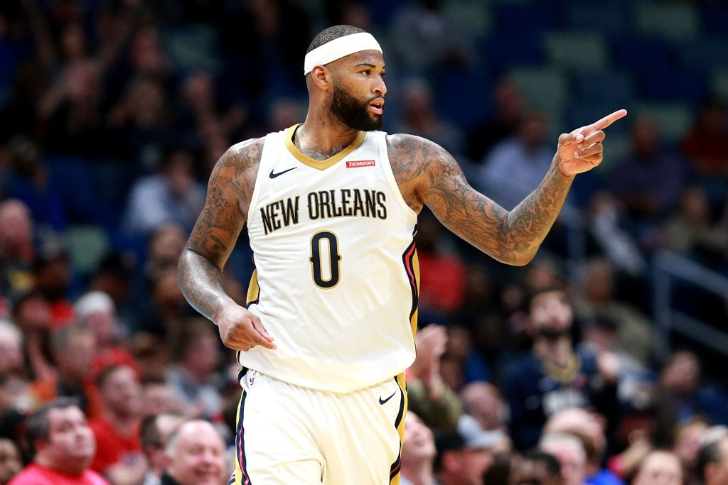 Por qué los Golden State Warriors no podrán renovar a DeMarcus Cousins