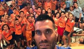 Un día Gigante con San Emeterio en Valladolid: 1×1, tiro y preguntas intrépidas