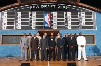 Todos los Drafts de la NBA en el Siglo XXI: Año 2003, el mejor Draft de la historia