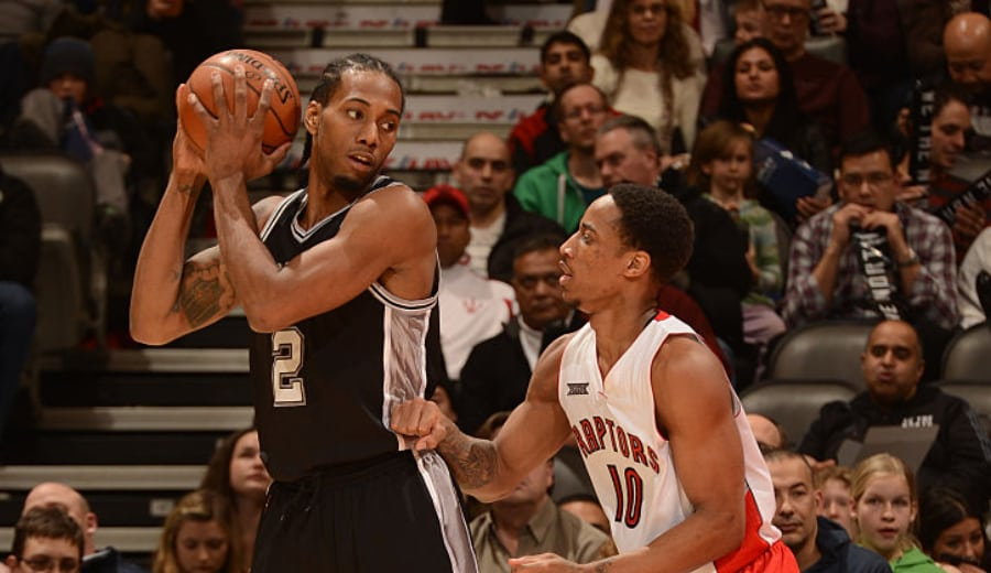 Kawhi Leonard jugará con los Raptors de Toronto