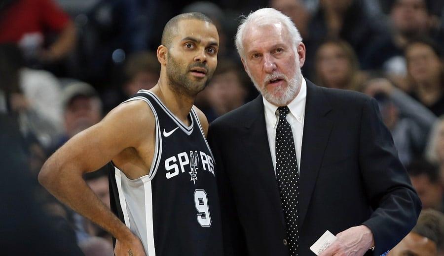 Fin de una era: Parker se va de los Spurs