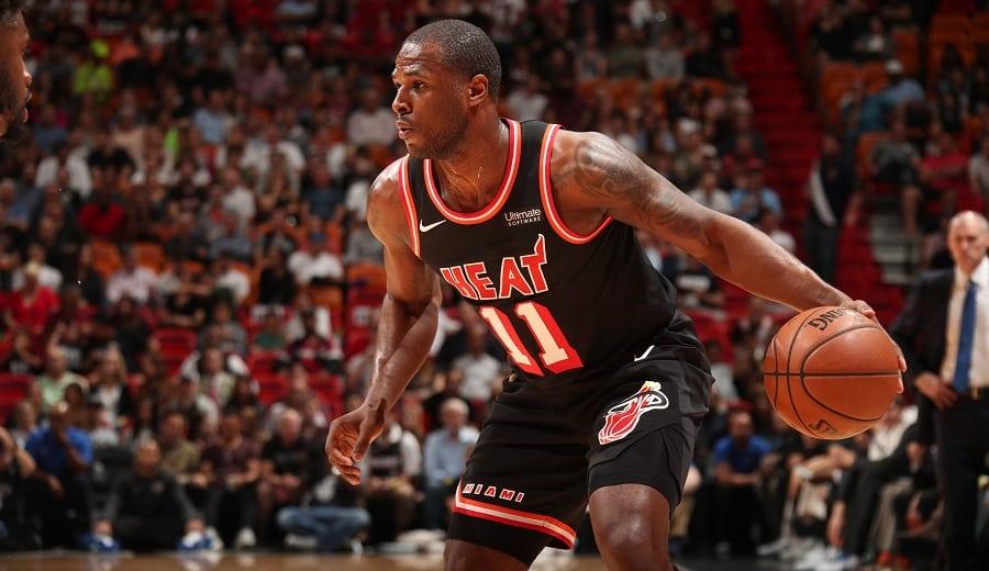 La llegada de Carmelo Anthony a Miami podría dejar fuera a Waiters