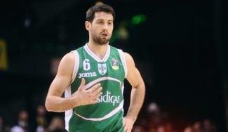 El uruguayo Bruno Fitipaldo es el nuevo base de San Pablo Burgos