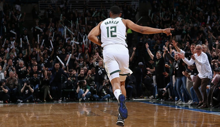 Jabari Parker (Bucks); Foto: Gary Dineen / Getty Images