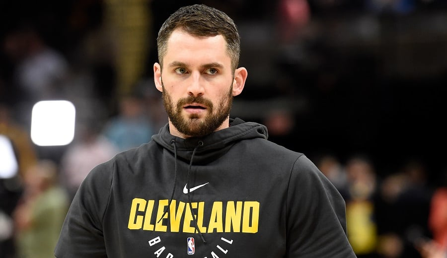 Kevin Love (Cavaliers); Foto: Jason Miller / Getty Images