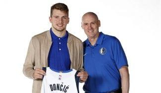 Carlisle advierte a Dallas sobre la calidad de Luka Doncic
