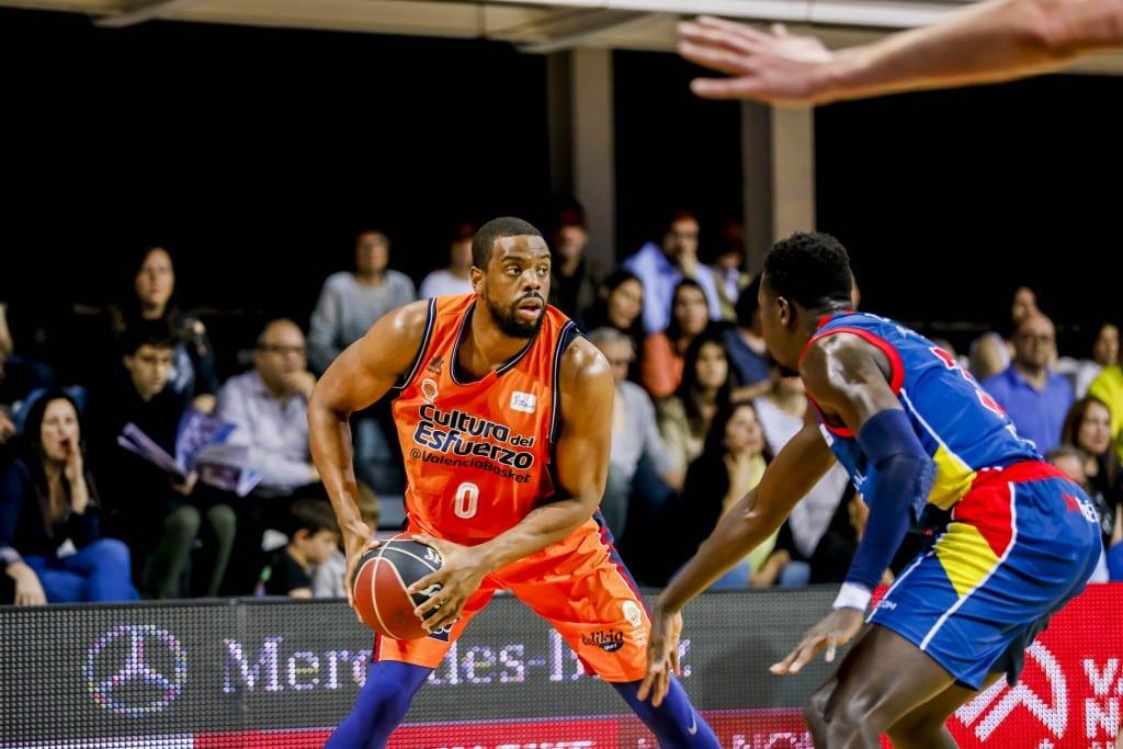 El Valencia Basket renueva a Will Thomas por una temporada más