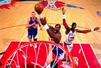 Las mejores jugadas de Karl Malone, 'El Cartero' de la NBA