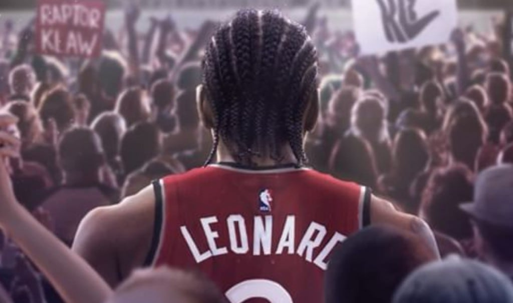 Los Toronto Raptors dan la bienvenida oficial a Kawhi Leonard