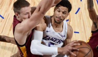 Los Angeles Lakers se meten en su segunda final de la Summer League consecutiva