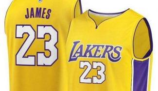LeBron James volverá a jugar con el #23 en su camiseta