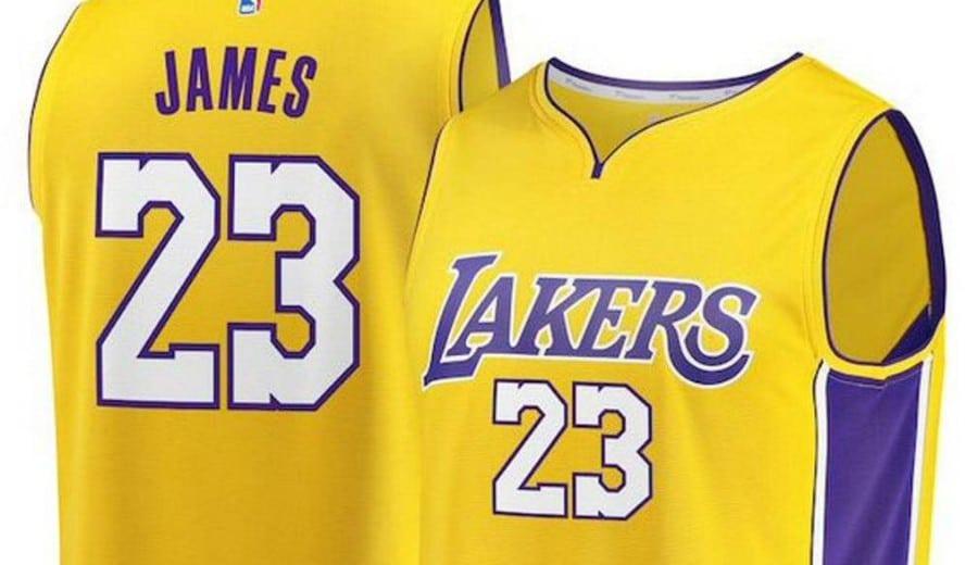 f0cf12e6d LeBron James volverá a jugar con el  23 en su camiseta