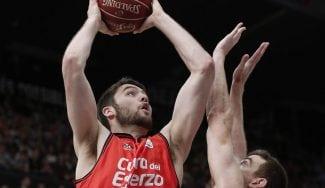Mike Tobey vuelve al Valencia Basket con un contrato de dos temporadas