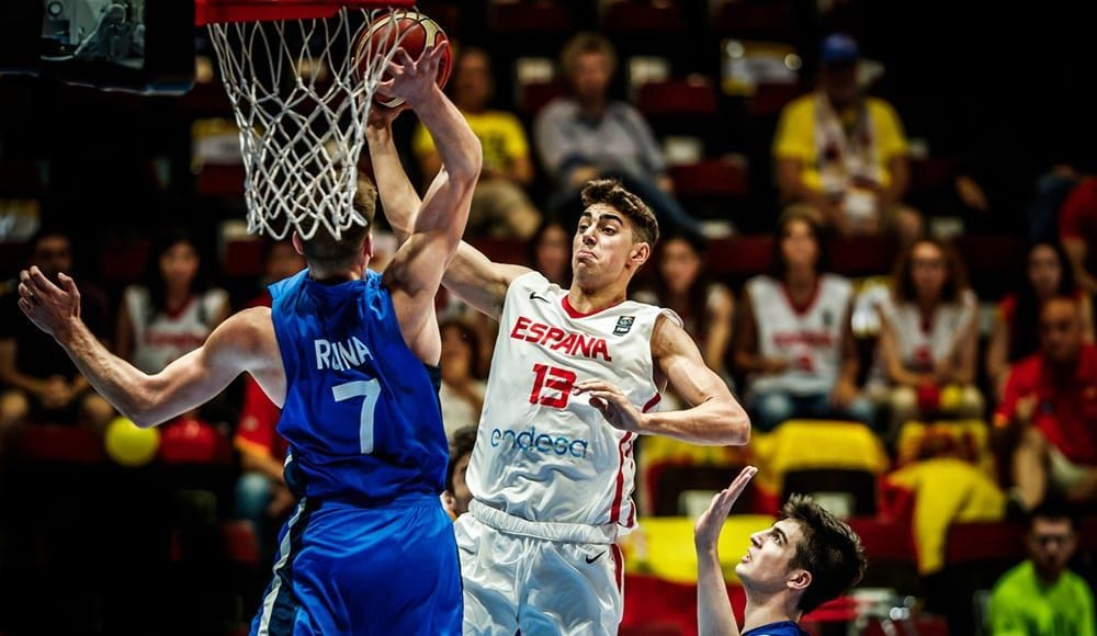 España cae contra Israel en cuartos de final del Europeo Sub 20