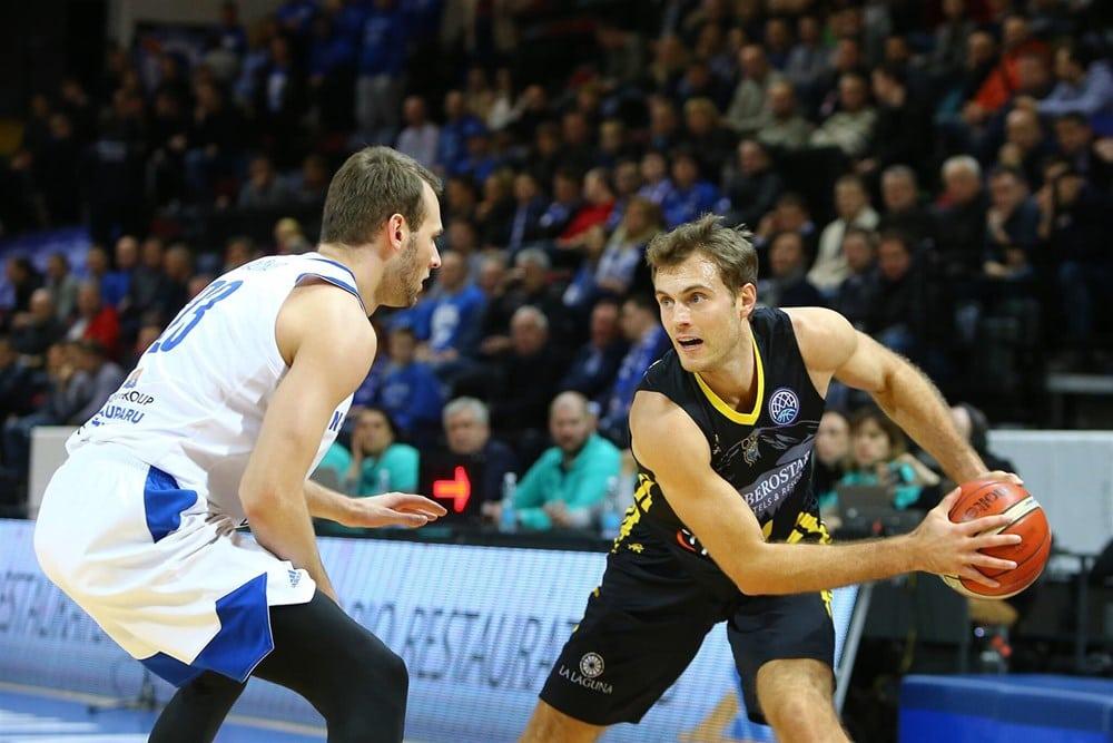 Tim Abromaitis renueva dos temporadas más con el Iberostar Tenerife