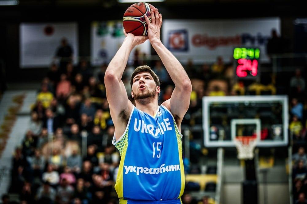 Ucrania, rival de España, ya tiene lista para la ventana FIBA