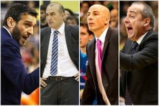 Así quedan los banquillos de la Liga Endesa tras el baile de entrenadores