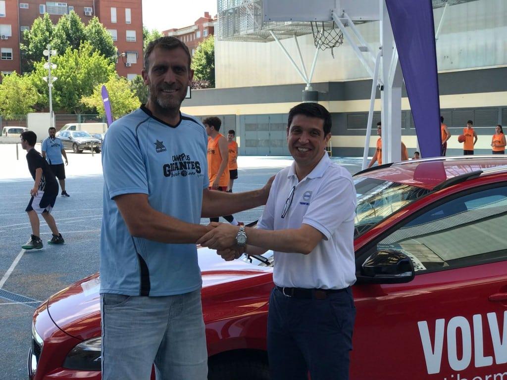 Día Volvo: en Getafe, Tibermotor hace los sueños realidad
