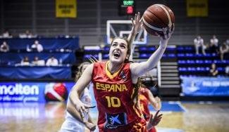 España se clasifica para la final del Europeo sub-20 femenino