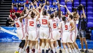 España se proclama campeona de Europa en categoría sub-20 femenina