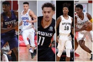 Lo mejor de los rookies del draft 2018 en la Liga de Verano de la NBA