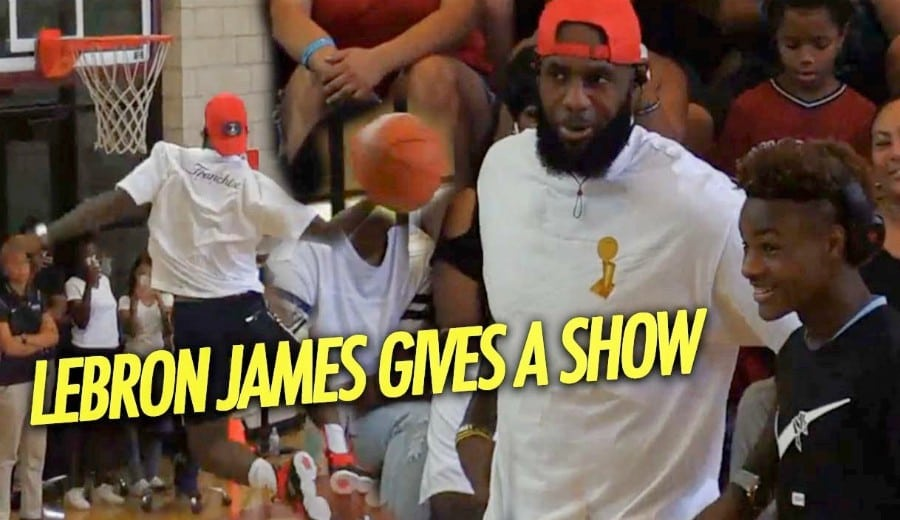 LeBron James: